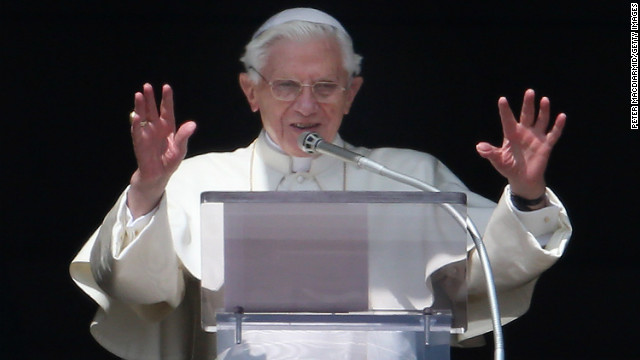 The final days of Benedict XVI's papacy