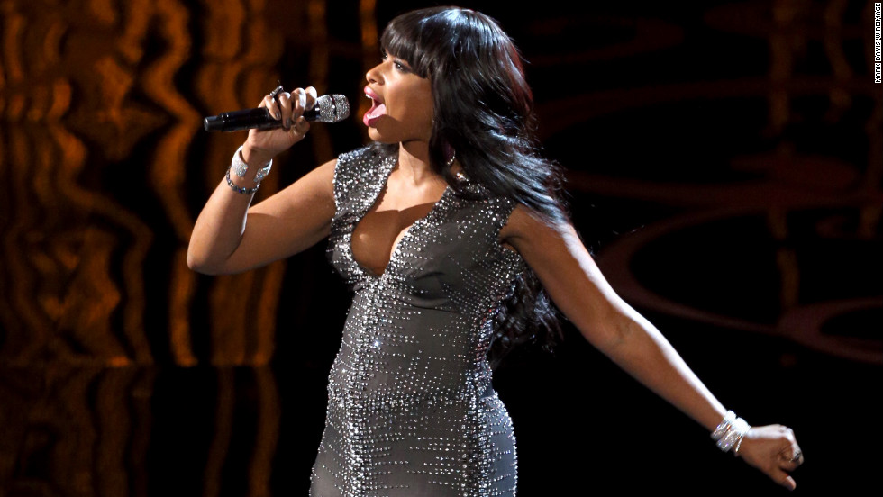 "Jennifer Hudson sings ""And I Am Telling You"" from ""Dreamgirls."""