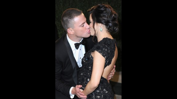 """Channing Tatum and Jenna Dewan-Tatum's honesty trick: """"Jenna's and my thing is checking in with each other all the time, like 'On a scale from 1 to 10, how much do you love me right now?' And you gotta be honest, and you've got to want an honest answer. I told a friend to do that. He asked the question and it turned into a huge fight, and I'm like, that's kind of the point. Obviously, something needed to be fixed, he needed to be aware of it, and she needed to get it off her chest."""""""