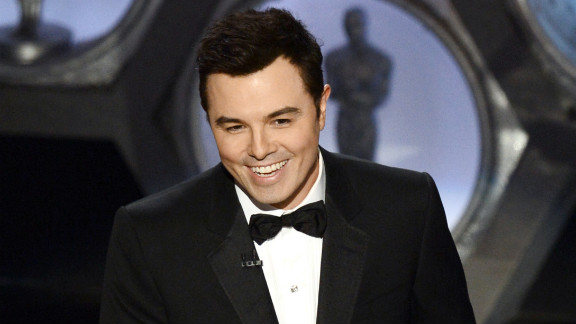 Seth MacFarlane received mixed reviews for his role as Oscars host.