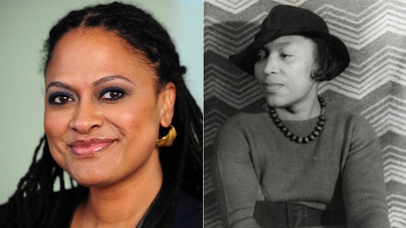 """Zora Neale Hurston, right, is lauded as one of the most important writers of the Harlem Renaissance. Her work as an author was strongly influenced by her anthropological studies of the Caribbean and the American South. Today, director Ava DuVernay carries on the tradition of mixing art with cultural documentation. Her 2014 historical biopic """"Selma"""" was nominated for an Academy Award. In honor of Black History Month, we are highlighting African Americans in the arts, science and business who have carried on the legacy of past innovators in their fields."""