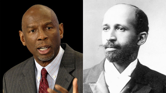 W. E. B. Du Bois, right, was the first African-American to earn a doctorate degree from Harvard University. A writer and champion of civil rights (he was a co-founder of the NAACP), Du Bois was also an educator who thought the advantage of a higher education was paramount for African-Americans. Educator Geoffrey Canada carries on Du Bois' tradition as the president of Harlem Children's Zone in Manhattan. His mission is to increase high school and college graduation rates of Harlem students.