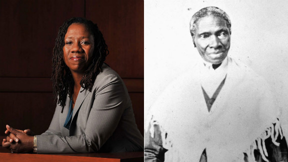 Sojourner Truth, right, was one of the most outspoken abolitionists and women's rights advocates in U.S. history. After escaping slavery, she became the first African-American to win back her son from her former slave owner in a court of law. Sherrilyn Ifill, the president and director-counsel of the NAACP Legal Defense and Educational Fund, continues to fight for African-American rights. Ifill is a nationally recognized expert on voting rights and election analysis known for her work in judicial diversity and impartiality in decision-making.