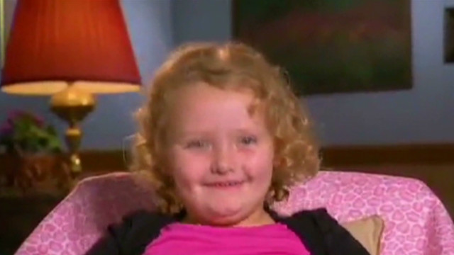 'Honey Boo Boo' goes overseas