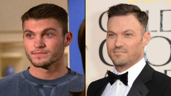"""Since playing David Silver, Brian Austin Green has had roles on series such as """"Smallville,"""" """"Desperate Housewives"""" and """"Happy Endings."""" He"""