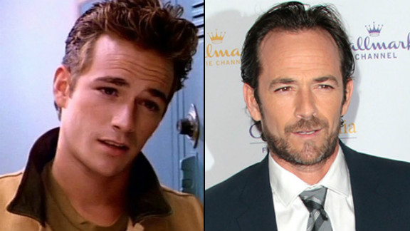 """Luke Perry has had a resurgence on TV in the past few years, guest-starring on series such as """"Body of Proof,"""" """"Raising Hope"""" and """"Community."""" According to his IMDB page, he has a slew of projects in the works, including """"Dragon Warriors"""" and """"A Fine Step,"""" and most recently appeared on TNT"""