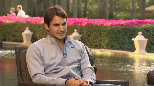Federer targets more grand slam titles