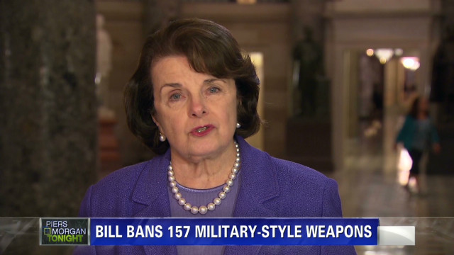 Feinstein: It's time to take action