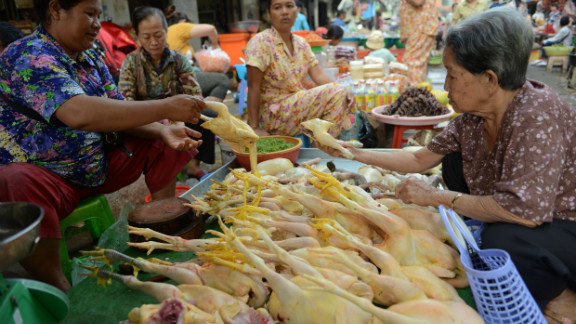 Health officials in Cambodia are concerned over the last eight deaths from H5N1, also known as bird flu.
