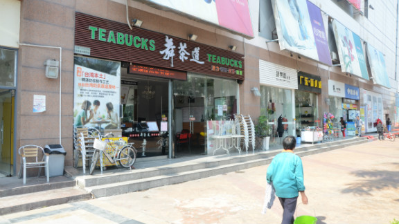 The few occupied stores are fast food restaurants near the entrance or at the IMAX cinema outside the mall.