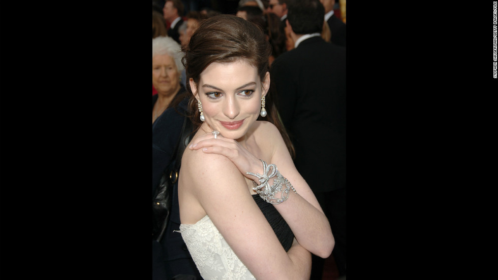 The actress attends the 79th annual Academy Awards in February 2007 in Hollywood.