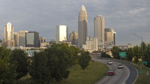 Charlotte's urban forest stands tall thanks to comprehensive management plans and tree ordinances designed to protect public and private trees. Thanks to the city's attention, Mecklenburg County, centered by Charlotte, was awarded the National Gold Medal Award in 2012 by the National Recreation and Park Association.