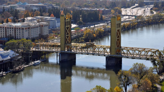 """Sacramento has become known as the """"City of Trees,"""" thanks to the thousands of volunteers that provide the city's trees with the equivalent of $100,000 worth of labor a year. The city's infrastructure and volunteers are so in-step that each year, one of the city's electric utilities and a nonprofit join forces to plant 13,000 trees on private property."""