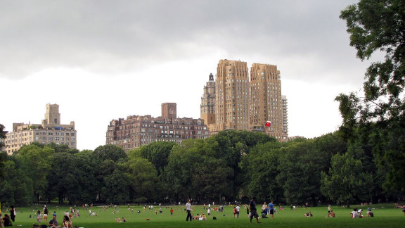 Central Park, one of the most well-known urban parks in the world, may be the tree-peppered jewel in New York City's urban forest crown, but that's not the only green in the Big Apple. New York's mayor wants the city to plant one million new trees by 2017, which could increase the more than 2,000 tons of pollution the current trees remove each year.