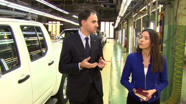 Nissan's $180m investment in Barcelona
