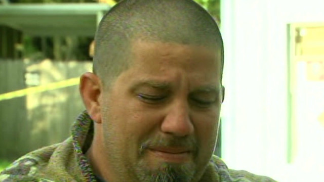 Family mourns man who fell in sinkhole