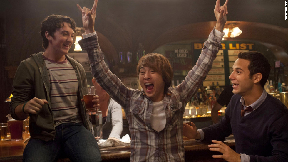 """21 and Over"" is the latest movie about wild and crazy college students to hit theaters. ""Animal House,""  ""Old School"" and others give the new comedy big shoes to fill. Re-live your college days with these hilarious flicks:"