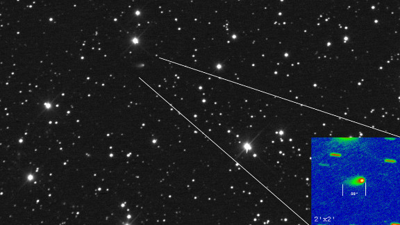 In November, Comet ISON is expected to dive into the sun