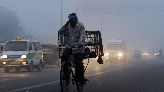 India has an appalling record when it comes to road deaths, according to government figures. (File image)