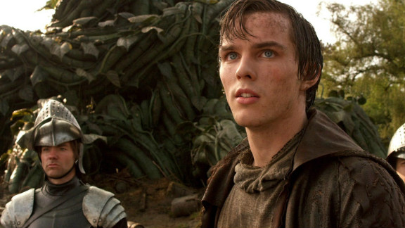 """""""Jack the Giant Slayer"""" took the lead at the box office, earning $28 million."""