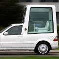 Popemobile 2010