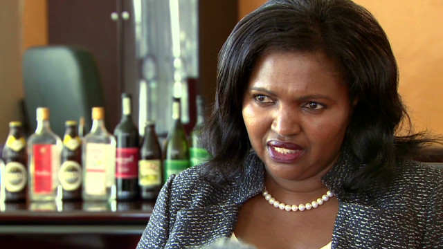 The Kenyan woman who took on beer monopoly
