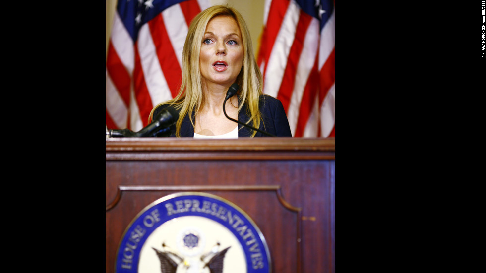 "Geri Halliwell, also known as Ginger Spice in the British pop group the Spice Girls, became a representative for the U.N. Population Fund in 1999 and released the documentary ""Geri's World Walkabout,"" which documented her travels with the U.N. In 2006, Halliwell traveled to Zambia to promote the prevention of HIV/AIDS and bring awareness to the steadily increasing rates of maternal death."