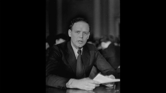 While in self-induced exile in Europe, legendary aviator Charles Lindbergh became an advocate for the prevention of World War II. In 1938, Lindbergh penned a secret memo to the British, stating that military response to Adolf Hitler