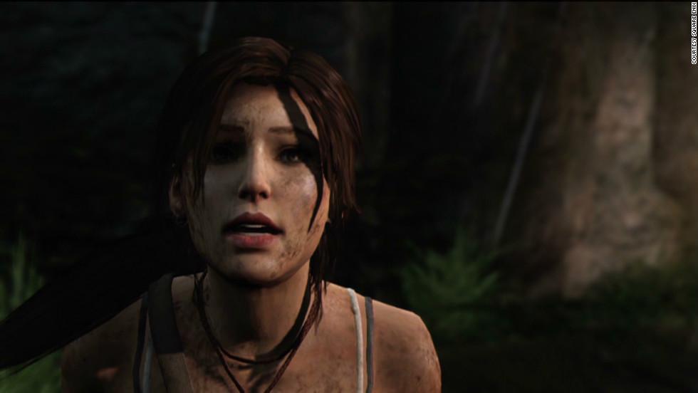 Lara in trouble 3d