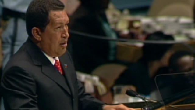 2006: Chavez calls Bush 'the devil'