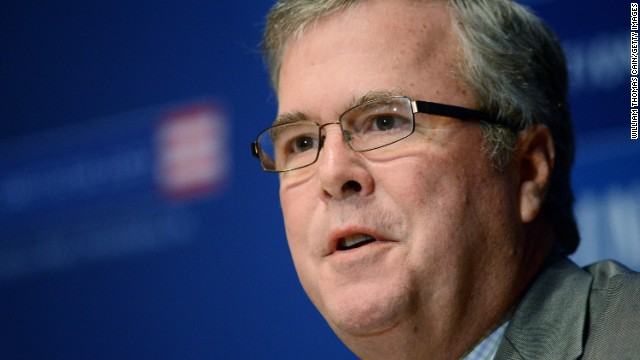 Jeb Bush's new hints about 2016