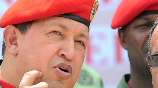 Amanpour: Hugo Chavez had cult following