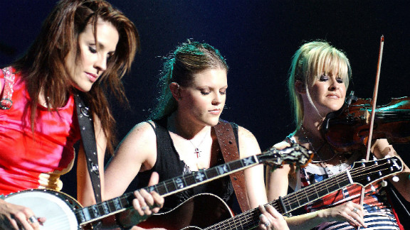 """In March 2003, in the days leading up to the U.S. invasion of Iraq, Dixie Chicks frontwoman Natalie Maines said to a London audience: """"Just so you know, we"""