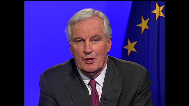 Barnier: Give bankers responsibility