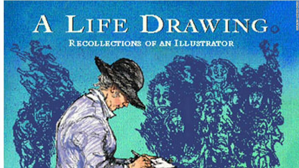 "In 2002, British author and illustrator Shirley Hughes released her autobiography entitiled, ""A Life Drawing"" reflecting on her wealth of experience from the past half century. The memoirs featured a self-portrait from Hughes on the cover in her characteristic intricate style."