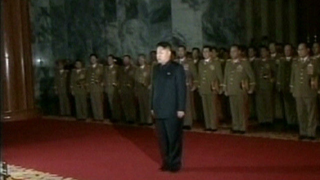 Anger from North Korea over sanctions