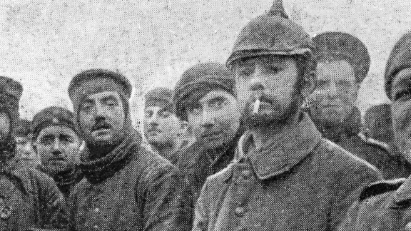 Some acts of chivalry are performed by a solitary soldier. Another act of chivalry seized an entire army. On December 24, 1914, British and German troops faced one other across a line of muddy trenches in France. At midnight, some German troops stopped shooting and started singing Christmas carols. Their enemies joined in. By morning, soldiers on both sides had climbed out of their trenches and were playing soccer and exchanging gifts and cigarettes. The truce ended when Christmas ended, and World War I would slog on for another four years. But the memory of the Christmas truce would live on in books and films.