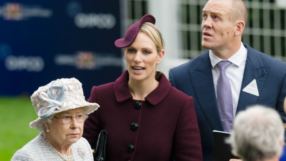 Famous thoroughbred owner Queen Elizabeth seems to have passed on her passion for horses to granddaughter Zara Phillips, an Olympic silver medalist equestrian rider. Phillips' husband, former England rugby captain Mike Tindall, recently paid £12,000 ($18,000) for a race horse as part of a syndicate of four people.