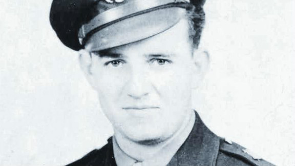 Charles Brown was on his first combat mission during World War II when he met an enemy unlike any other.