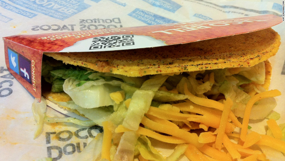 In October, Taco Bell announced that it had reached a major milestone, passing the $1 billion mark in sales of its Doritos Locos Tacos. The hard-shelled, snack chip-flavored item proved so popular that in March, the company reported that it had hired 15,000 new employees just to keep up with the demand.