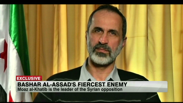 Interview with Syrian Opposition Pres.