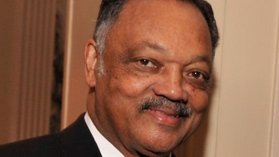 The Rev. Jesse Jackson was waiting to act as a pundit on a news show in 2008 when he was heard saying he'd like to cut off a particular portion of President Obama's body. He later told CNN he didn't realize his microphone was on.