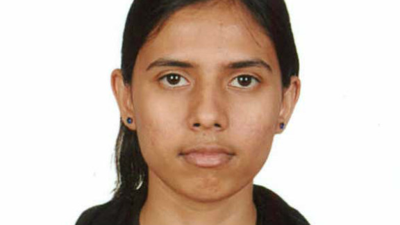 Humaiya Akhter is a 16-year-old advocate for girls' education and child rights