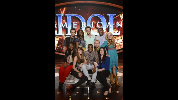 """American Idol"" has announced its Top 10 for season 12."