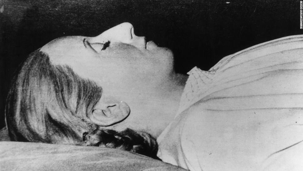 While she never held a government office,  Argentinian politician Eva Peron was largely responsible for the women's suffrage law and formed the Peronista Feminist Party in 1949. Her embalmed body remained on display for two years until it was stolen and secretly buried in Italy for 16 years. Her remains are now in the Duarte family crypt in Recoleta cemetery.
