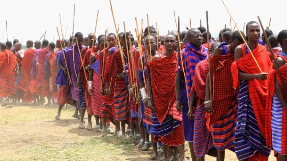 Child marriage is common in traditional Maasai communities in Tanzania, says Mereso Kilusu.