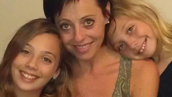 Vanessa Thiemann is a breast cancer survivor and single mother to two girls.