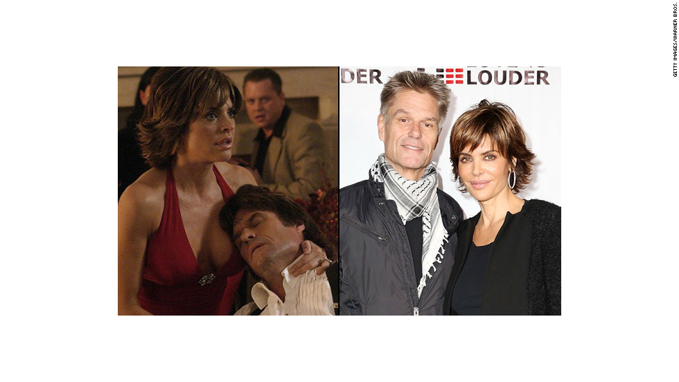 "Real life couple Harry Hamlin and Lisa Rinna played Aaron and Lynn Echolls on the show. After ""Veronica Mars,"" Hamlin showed up on ""Army Wives,"" ""Mad Men"" and ""Shameless,"" while Rinna competed on ""Celebrity Apprentice"" and ""Dancing with the Stars"" in addition to her work on ""Days of Our Lives."""