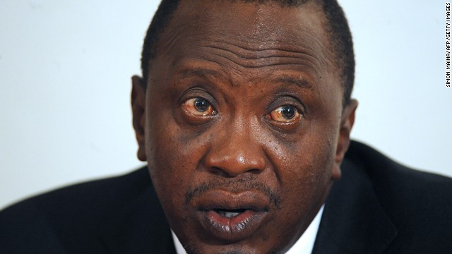 Incumbent President Uhuru Kenyatta claims to have won the August 8 election.
