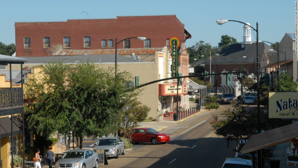 America S Best Small Town Comebacks Cnn Travel